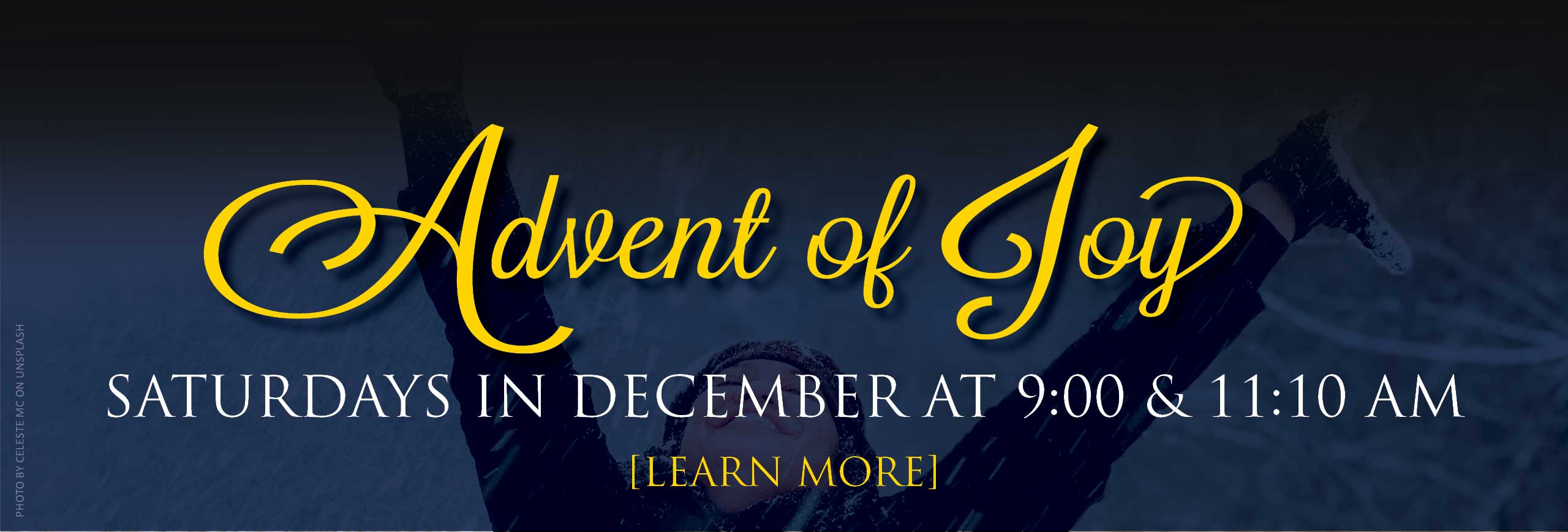 Advent of Joy - Rediscover the Joy of Christmas